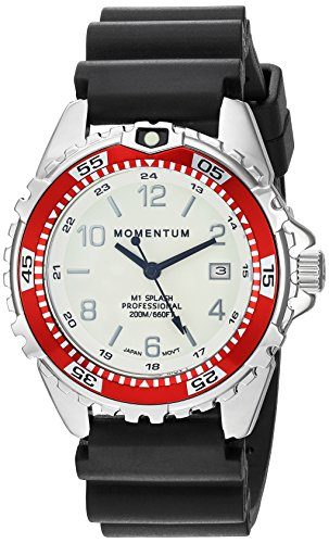 Women's Quartz Watch | M1 Splash by Momentum| Stainless Steel Watches for Women | Dive Watch with...