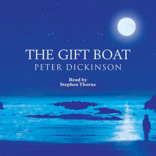 The Gift Boat audiobook cover art