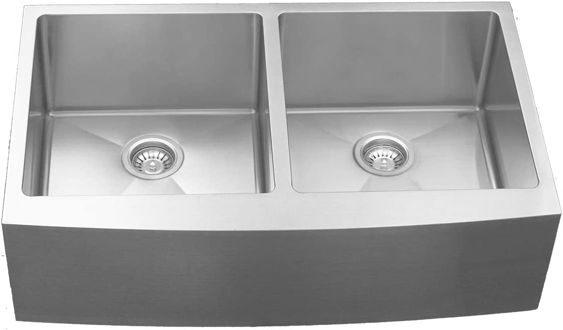 Karran Stainless Steel Undermount for Stone eq Double Quartz Free shipping Cheap mail order specialty store and