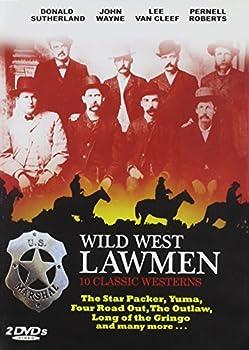 DVD Wild West Lawmen Book