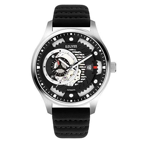 s.Oliver Automatische Uhr SO-3941-LA