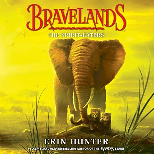 Bravelands: The Spirit-Eaters cover art