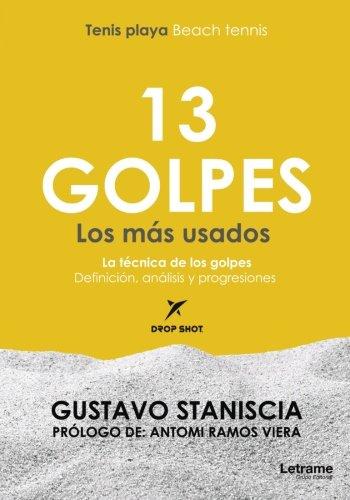 13 GOLPES Los más usados - Beach Tennis - Tenis Playa