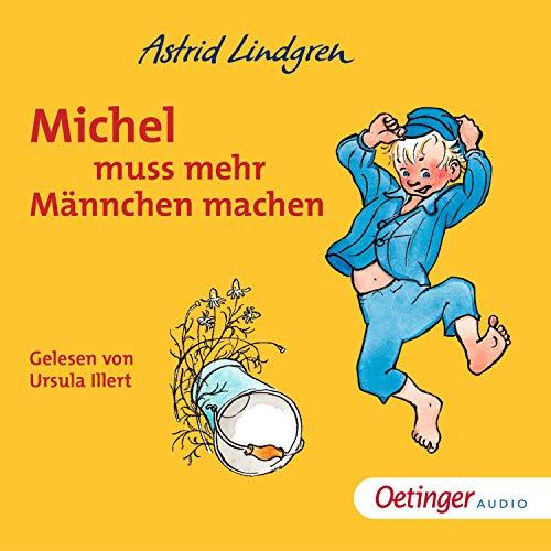 Michel muss mehr Männchen machen cover art