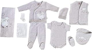 Ciccim Baby Bebek Hastane Çıkış Seti 10'lu 4260