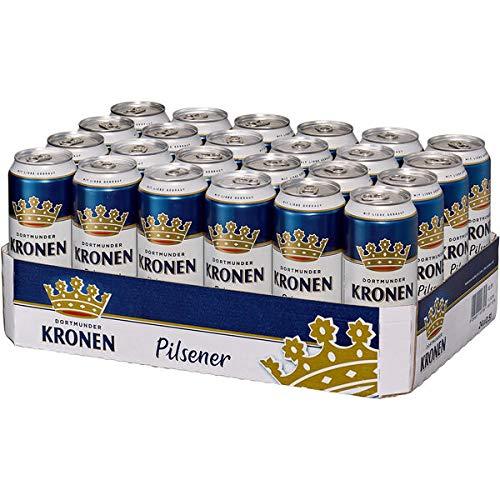 Dortmunder Kronen Pilsener, 24er Pack (24 x 0.5 l) EINWEG