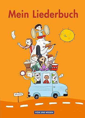Mein Liederbuch - Östliche Bundesländer und Berlin: Schülerbuch (Mein Liederbuch - Für das 1. bis 4. Schuljahr / Ausgabe 2011)