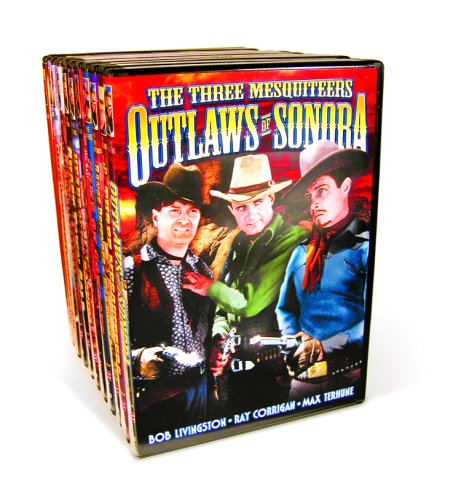 Three Mesquiteers: Ultimate Collection Large-scale sale 1 Challenge the lowest price Volume -
