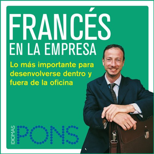 Francés en la empresa [French in the Office] audiobook cover art