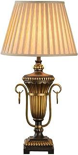 Hai Ying Ying Ying    American Style Lampe Wohnzimmer Retro Dorf Lampe Europäischen Harz Lampen Eisen Lichter Nachttischlampe Ohne Lichtquelle Nordische Kreativität  B07ND6HCPV  Elegante und stabile Verpackung ae0fb1