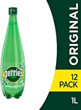 Perrier Carbonated Mineral Water, 33.8 Fl Oz (12 Pack) Plastic Bottles