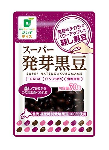 スーパー発芽黒豆70g×10袋
