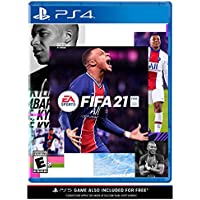 FIFA 21 Standard Edition for PlayStation 4 by Electronic Arts