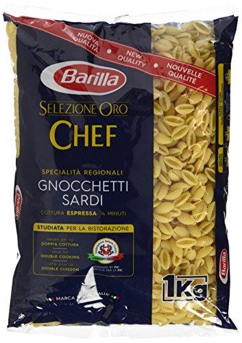 Barilla Selezione Oro Chef Gnocchetti Sardi, 1 kg