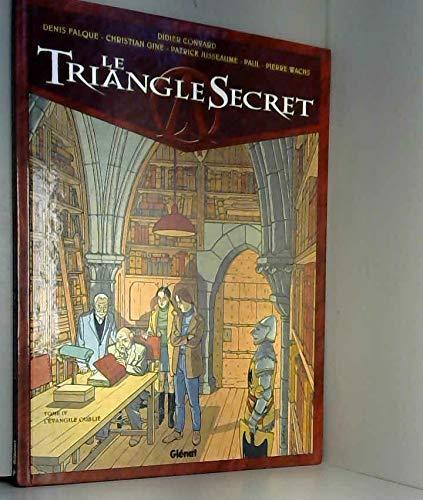 Le Triangle Secret - Tome 04: L'Evangile oublié