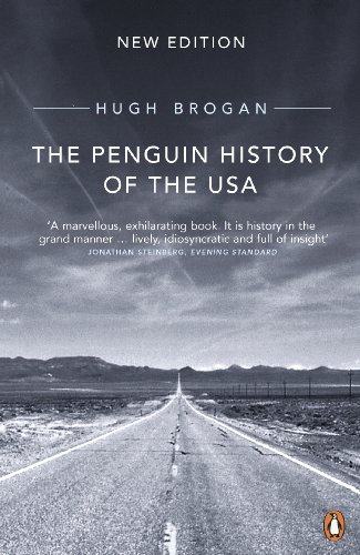 The Penguin History of the United States of America (English Edition)