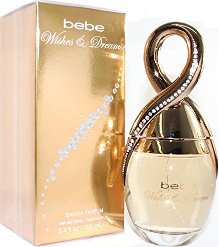 Bebe Wishes & Dreams by Bebe Eau De Parfum Spray 3.4 oz Women