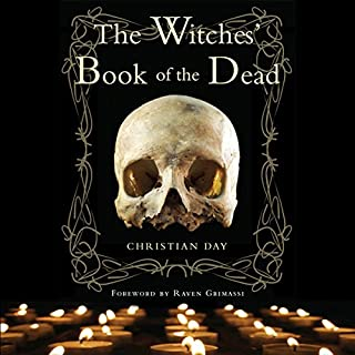 The Witches' Book of the Dead cover art