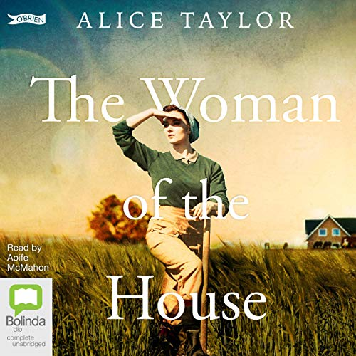 The Woman of the House audiobook cover art