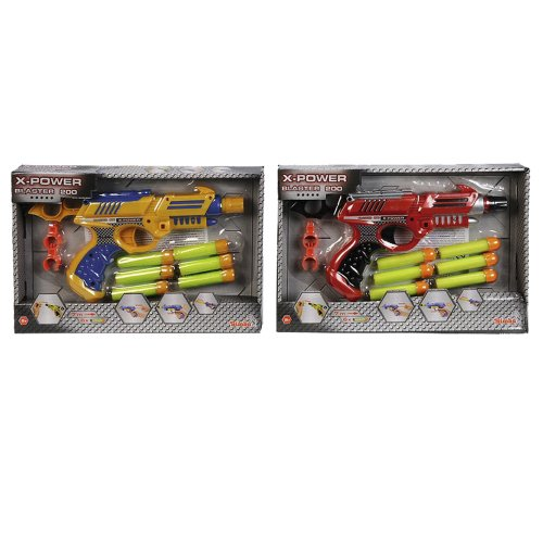 Simba- X-Power Blaster 200 cm.20, Colore, 107210057