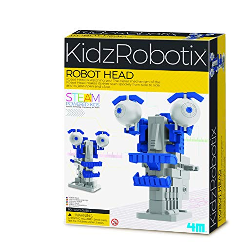 4M 403412 Kidz Robotix-Roboter, Mehrfarbig