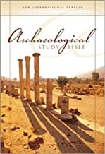 NIV Archaeological Study Bible: An Illustrated Walk Through Biblical History and Culture (ISBN: 031092605X / 0-310-92605-X)