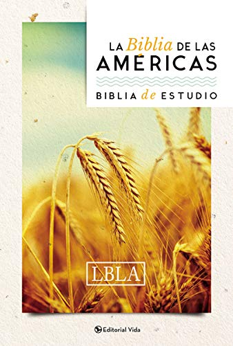 Lbla Biblia de Estudio, Tapa Dura