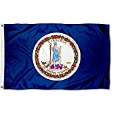 Sports Flags Pennants Company State of Virginia Flag 3x5 Foot Banner