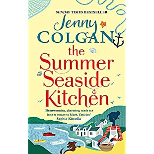 Customer reviews The Summer Seaside Kitchen Winner of the RNA Romantic Comedy Novel Award 2018:Eventmanager
