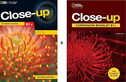 CLOSE UP B1 + STUDENT'S BOOK + ONLINE STUDENT ZONE + SELF-STUDY COMPANION i