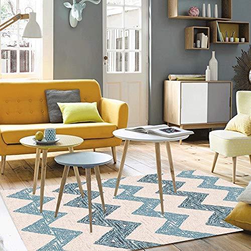 Tyueliang-Decoration Teppich Polyester Bereich Teppich Bodenmatte Bettvorleger Moderne Wohnkultur Teppich for Entryway studyroom Schlafzimmer Wohnzimmer Bereich Teppich Wohn-Esszimmer Teppich