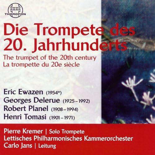 Lettisches Philharmonisches Kammerorchester, Carlo Jans & Pierre Kremer