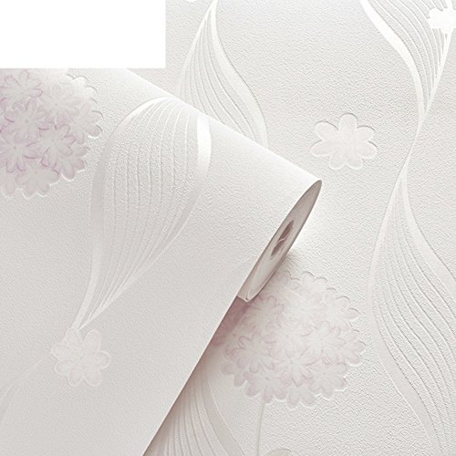 papel pintado non woven/3d tres dimensiones sala de estar dormitorio papel pintado/dulce Coreano wallpaper pastoral/Niño matrimonio habitación TV pared del fondo-D