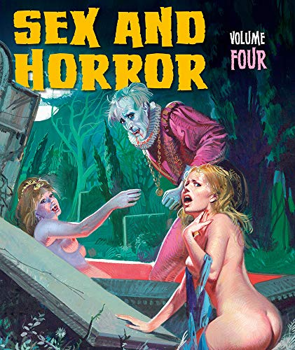 Compare Textbook Prices for Sex and Horror: Volume Four 4 Illustrated Edition ISBN 9781912740093 by Korero Press