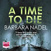 A Time to Die (Hakim and Arnold Mystery)