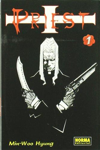 PRIEST 01 (CÓMIC MANGA)