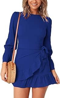Best flounce dress long sleeve Reviews