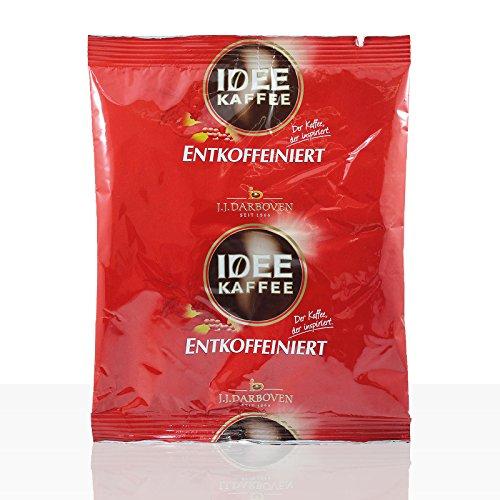 Kannenportionen IDEE Entkoffeiniert 100 x 60g gemahlen