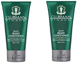 Clubman Pinaud Beard 2-In-1 Conditioner 3 oz. (Pack of 12)