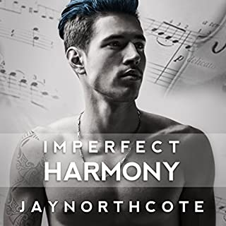 Imperfect Harmony audiobook cover art