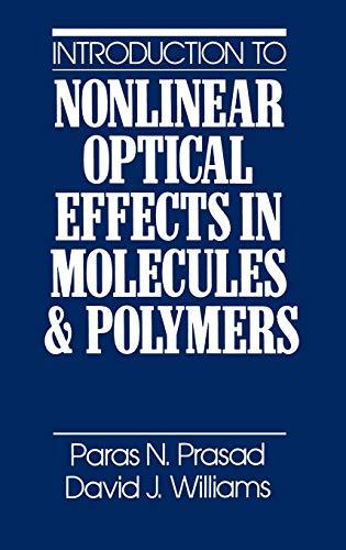 Nonlinear Optical