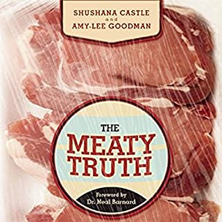 The Meaty Truth audiobook cover art