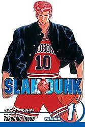 Slam Dunk, Vol. 1 byTakehiko Inoue