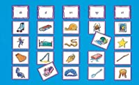 Primary Concepts AA1073 Sound Sorting Pictures: Blends & Digraphs [並行輸入品]