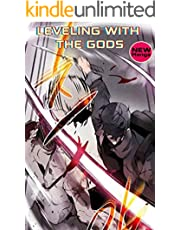 LEVELING WITH THE GODS 'NEW Manga': New 2021 Superpowered manga fantasy ' Vol 1 TO 2 ' for teens and adult (English Edition)