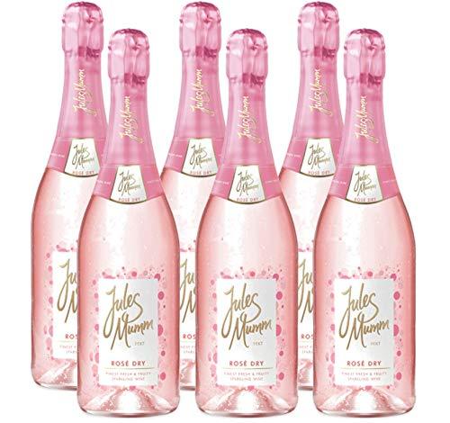 Jules Mumm Sekt Rosé Dry (6 x 0,75l)