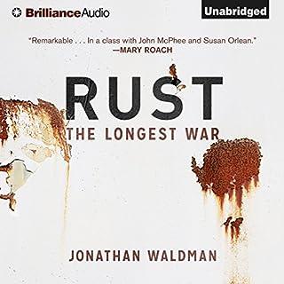 Rust audiobook cover art