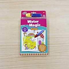 Galt Toys, Water Magic - Fairies, Colouring Book for Children, Ages 3 Years Plus #5