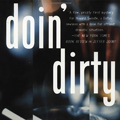 Doin' Dirty audiobook cover art