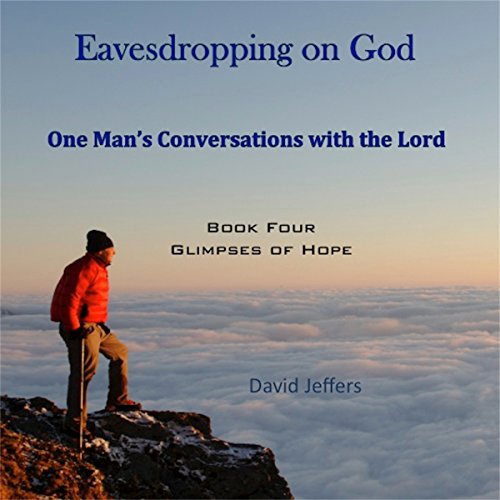 Eavesdropping on God audiobook cover art